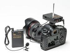 Pro S1R WLM wireless lavalier mic for Panasonic Lumix S1 S1R mirrorless camera