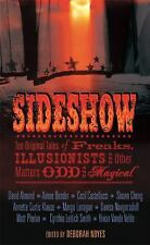 Sideshow: Ten Original Tales of Freaks, Illusionists and Other Matters-ExLibrary