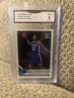 Matisse Thybulle Rated Rookie 2019 Donruss Optic Graded 9 76ers