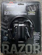 Walkers Gwprsempat Muff Electronic Razor Slim Patriot 23db Black