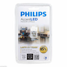 1 New Philips LED T3 Accent  Halogen LED Light Capsule 3.5W (20W) G4 Soft White