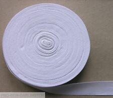 COTTON TAPE BUNTING ETC ( CHOICE OF WIDTH & COLOUR ) 13mm 19mm 25mm