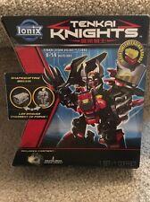 Tenkai Knights Ionix 13003 TITAN VILIUS Works with Leading Brick Brands NEW
