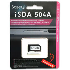 504A BASEQI MicroSD Card Reader For Macbook Pro Retina15'' Late 2013 And After