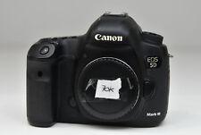 Canon EOS 5D Mark III 22.3MP Digital SLR Camera - (Body Only) **70,000 shots**