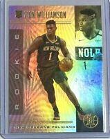 Zion Williamson rookie 2019-20 Panini Illusions 🏀 New Orleans Pelicans #151