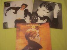 "Berlin Trilogie 3 LPs David Bowie – ""Heroes"" + ""Low"" + ""Lodger"" 3 x LP"