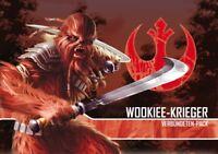 Star Wars Imperial Assault - Wookiekrieger Erweiterung (Deutsch) Rebellen Wookie