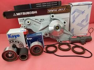 Complete Timing Belt + WaterPump Kit Honda Accord Pilot Odyssey Acura TL MDX V-6