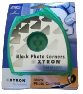Xyron Photo Corners - Black
