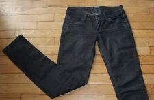 LEVIS 571 Jeans pour  Femme W 26 - L 34 Taille 36 Limited Edition (Réf #L136)