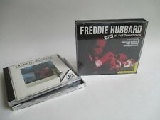 Freddie Hubbard Live at Fat Tuesday's Ride Like the Wind First Light 3 CDs Lot