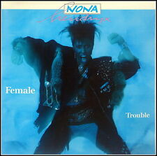 CD Nona Hendryx - Female Trouble  (c) 1987 EMI USA CD Soul Funk Diana Ross