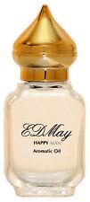 HAPPY MAN Romantic Musk Fragrance Oil Aromatic Body Oil Skin-safe Cologne 10 ml