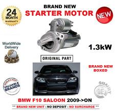 PER BMW 5 520 523 528 i xD RIVE 530 535 Motorino di avviamento