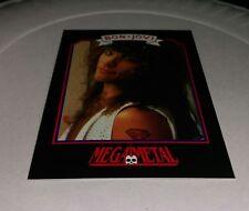 Jon Bon Jovi John Bonjovi Hard Rock Heavy Metal Trading card 1991 Megametal #4