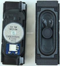 Set de altavoces LG EAB63651401 6Ω 5w PARA TV LG 43LF540V , 49LF590V , 43LF590V
