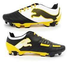 PUMA Power Cat 3.12 FG (Firm Ground) Men's FOOTBALL BOOT Taglia UK - 9 (eu-43)