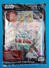 Topps Force Attax Trading Card Game Starterpack Star Wars   ungeöffnet abs. TOP