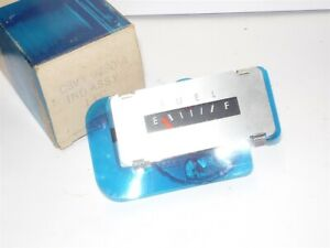 1968 1969 Lincoln Continental Fuel Gauge NOS C8vy-9280a