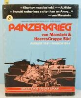 Panzerkrieg Kharkov Must Be Held Von Manstein OSG Punched #A