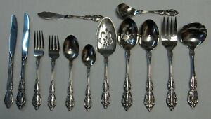 Oneida MONTE CARLO Deluxe Stainless Flatware  ~~CHOICE PIECE~~