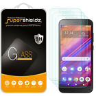 [3-Pack] Supershieldz Tempered Glass Screen Protector for BLU View 1