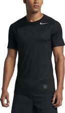 Nike Fitness Men T-Shirt NP PRO Hypercool SS FTTD FT Black 828178-010  Sz:M  NWT
