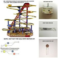 Mr Christmas World's fair Grand Roller Coaster Cyclone- - PART - MOTOR KIT
