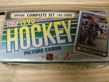 1990 Topps Hockey Factory Sealed Set