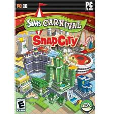 The Sims Carnival: Snap City - PC