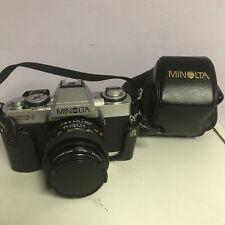 Minolta XG-1 35mm Camera  -