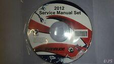 2002 EVINRUDE BRP E-TEC SERVICE MANUAL SET ON CD CW1