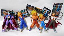Dragon Ball Figure High Quality Keychain Strap Charm 5 piece set complete Japan