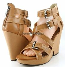 bb86b9a6ea79e GUESS Women s Wedge Sandals and Flip Flops for sale