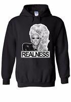 RuPaul Realness Drag LGBTI Men Women Unisex Top Hoodie Sweatshirt 1990