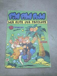 BD REVUE - PIM PAM POUM n°35