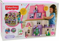 Fisher-Price Loving Family Dollhouse W/ Dining Room~BRAND NEW~