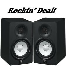 "Yamaha HS5 Active Studio Monitor Pair 5"" HS-5 HS 5 Monitors IN STOCK-MAKE OFFER!"