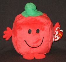 TY MR. STRONG BEANIE BABY - MR MEN & LITTLE MISS - UK EXCLUSIVE  MINT  TAGS