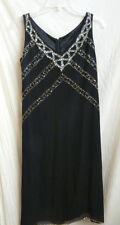 NWT Half Past 10 Beaded Silk Dress US Size 6 ( Japanese Size  F)  $259