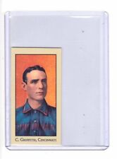 Clark Griffith, Cincinnati Reds HOFer Monarch Corona T206 Centennial reprint #42