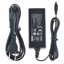 AC/DC Wall Battery Power Charger Adapter For Sony Camcorder DCR-SR46 DCR-SR45 E