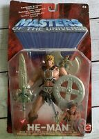 Mattel Masters Of The Universe: He-Man Action Figure