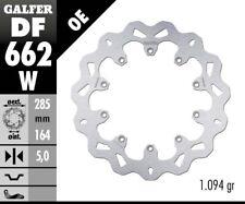 DISQUE DE FREIN GALFER Wave Rigide df662w 285 x 5 mm 1x avant (2 nécessite) Moto