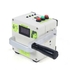 Handkurbel Generator Outdoor Stromversorgung Dynamo USB w/Lithium Batterie DE