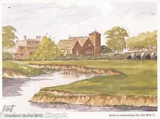 Postcard: Les Bott - Mordiford, Herefordshire (Pilkington Family Trust)