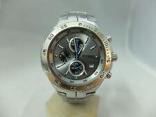 Orologio FOSSIL CH-2457 Acciaio Uomo Cronografo 328W16 Grigio