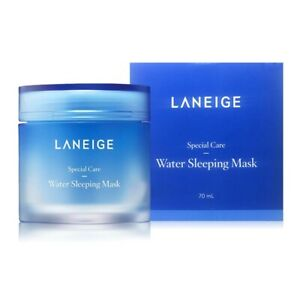 LANEIGE WATER SLEEPING MASK 70ml * Special Care * FRESH NEW & SEALED [US SELLER]
