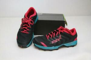 New Inov-8 X-Claw 275 Women's Trail Running Shoes Standard Fit 6.5 Black Teal